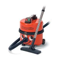 Numatic NQS 250B-22 Commercial 'Combo' Vacuum Cleanerk + Kit A1 (Red)